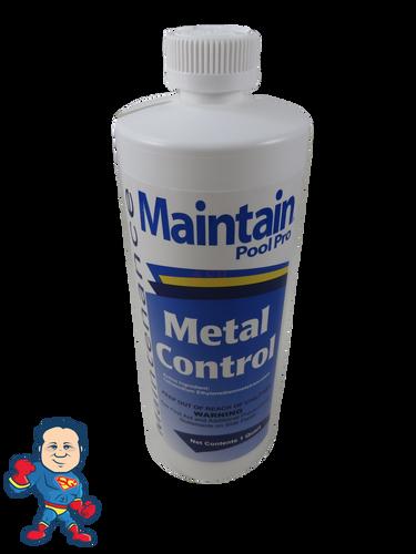 Metal Control 1 Quart Single Bottle