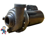 6500-345, Pump, Jacuzzi / Sundance, Baseless, TheraFlo, 48FR, 1.5HP, 2SP, 115V NOTE: THIS PUMP WILL NOT FIT ANY OTHER APPLICATION EXCEPT JACUZZI OR SUNDERANCE HOT TUBS WITH 45% DEGREE WET ENDS... DO NOT ORDER FOR ANY OTHER APPLICATIONS....