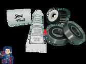 (2) Front Bearing & 200 Seal Pump Parts Kit Fits Most Aqua-Flo Spa Hot Tub Pumps