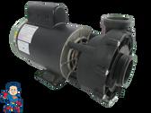 "56Fr Jacuzzi® Intertek LX Pump with mounting bracket 2"" X 2"" 2 Speed 230V WUA400"