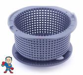 Basket Assembly, Filter, CMP, Standard Top Load Skim Filter, Gray