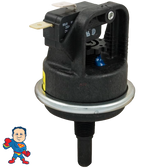 Pressure Switch, Raypak, 105B, 185, 130A, 207A, R185A, 1.75psi