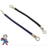 "Jumper Wire, Heater Element, 10 gauge x 4"", Board to Heater"