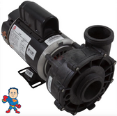 "Complete Pump, Aqua-Flo XP2, 1.0HP, 115v, 9.5A, 48 frame, 2""x 2"", 1 or 2 Speed"