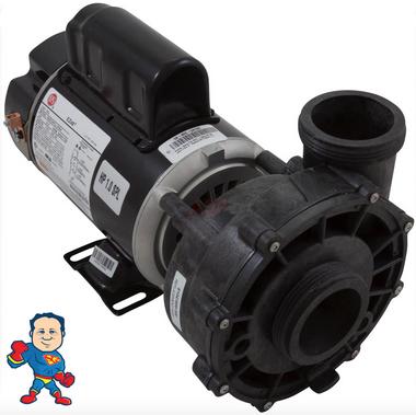 "Complete Pump, Aqua-Flo XP2, 1.0HP, 115v, 11.0A, 48 frame, 2""x 2"", 1 or 2 Speed"