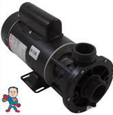 "Pump, Waterway E-Series, 1.5hp, 230v, 2-spd, 48fr, 1-1/2"", Center Discharge"