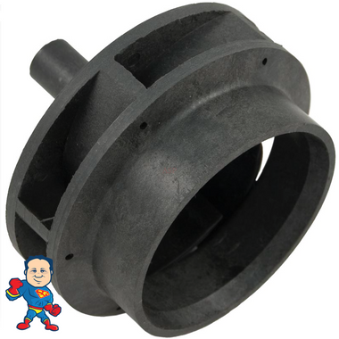 Impeller, Jacuzzi, Piranha,Thera-Max,Thera-Flo,2.5hp, Sundance Jacuzzi J Series Note: This Impeller will not look like the original but will work in the housing.. Base your choice on the amperage in this case about 11.0 Amps...