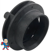 Impeller, Jacuzzi, Piranha,Thera-Max,Thera-Flo,1.5hp, Sundance Jacuzzi J Series Note: This Impeller will not look like the original but will work in the housing.. Base your choice on the amperage in this case about 9.0 Amps...