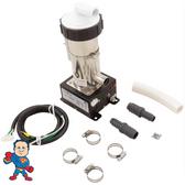 "Universal, Low Flow, Retrofit Heater, 4.0KW ,Retrofit Kit 1"" or 3/4"""