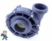 "2HP 48FR WUA 200 Spa Hot Tub Pump Wet End fits Guangdong LX Pumps 2"" X 2"""