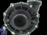 "1HP 48FR WUA 100 Spa Hot Tub Pump Wet End fits Guangdong LX Pumps 2"" X 2"""