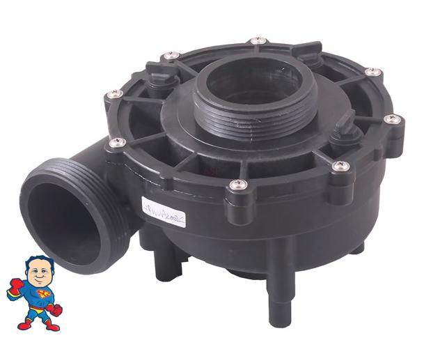 "2/"" 48Fr 115v 1.0hp LX 48WUA Pump 2-Spd"