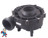 "1.5HP 48Fr WUA 200 Spa Hot Tub Pump Wet End fits Guangdong LX Pumps 2"" X 2"""