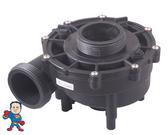 "1.5HP 48Fr WUA 200 Spa Hot Tub Pump Wet End fits Guangdong LX Pumps 2"" X 2"""