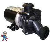 Complete J Pump, Jacuzzi ,J-Pump , 230v, 1-spd, 48 frame, J Pump, 1HP