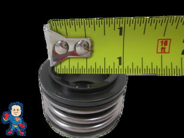 Jacuzzi Bracketless (8) Mount Piranha Pump Seal Parts Kit with Silicon & (1) Bearing