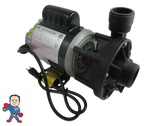 "Circulation Pump, LX 48WTC, 1/8HP, 115 or 230V, 1.6 or 0.8A, 1-1/2""MBT, Side Discharge"