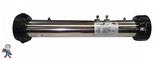 "Heater, Flo Thru, Jacuzzi Premium, J-200 Series, 15"" x 2"", 230v, 5.5kW, with Pinch Plate"