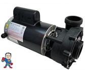"56Fr Jacuzzi® Intertek Baseless Pump 2"" X 2"" 1 or 2 Speed 230V WUA400"