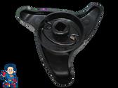Dynasty Spa Hot Tub Air Control Handle Black for Dynasty 12824