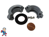 """1"""" Thread Split Nut Kit for Air Union with Gasket Saluspa Lay-Z-Spa™ Airjet™ """"B/C"""" Coupling for air jet spa"""