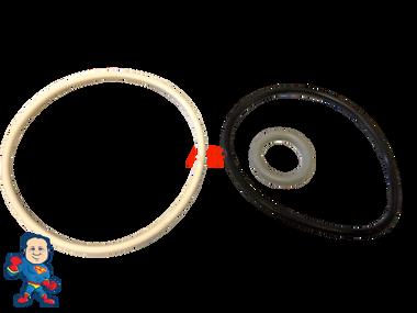 Spa Hot Tub Diverter Valve O-Ring Kit Jacuzzi® Sundance® O-Rings New Style Kit
