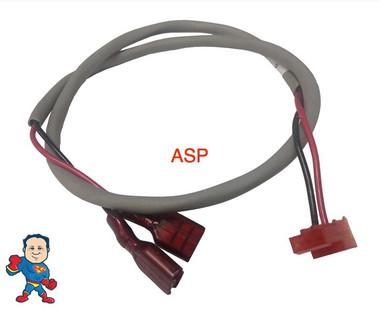 """Pressure Switch Cable: 7"""" Universal, SSPA, MSPA, T-MSPA, Hydroquip"""