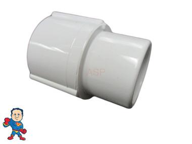 """Cap or Plug 1"""", Slip or Spigot/Street, Glues inside of 1"""" Slip Fitting or over 1"""" Street Fitting"""