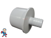 """Barb Adapter, 3/4"""" Barb x 2"""" Spigot for Water Manifolds"""