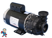"Pump, Sta-Rite, Dura-Jet, DJ, 3.0hp, 230v, 2-spd, 56fr, 2""Side Discharge"
