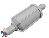 """Ozone Flash Reactor, Replacement, 3/4"""" Barb X 3/4"""" Barb, Mixing Chamber, Mazzei"""