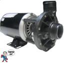 "Wavemaster 3000, 39584, 34677, 04184, Complete Pump, 1.0HP, 115v, 48fr, 1-1/2"", 1 or 2 Speed"