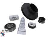 "Watkins, Impeller, (1) Bearing & Seal Kit, 1.5-1.65 HP, 2 1/8"" Eye, Vendor # 4081, Wavemaster, 4000, 6000, 7000, 8000, 8200, 9000, 9200"