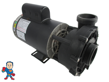"Hot Spring Watkins Hot Tub 56Fr Pump 2"" X 2"" 3.0HP 2 Speed 230V 1431601-03 Vendor Code 3536"
