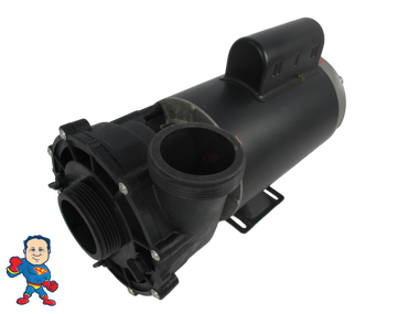 "Watkins Spa Hot Tub 56Fr intertek LX Pump 2"" X 2"" 2.0HP 2 Speed 230V 1019801-03 Vendor Code 3536"