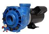 "Complete Pump,Watkins, 06115734-1,  Wavemaster 6000 or 6500, 1.5HP, 230v, 48 frame, 2"" x 2"", 1 or 2 Speed 8.5A, Vendor Code 4081"