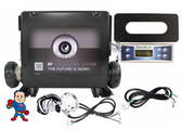 Control Retrofit Kit Balboa BP7, 1 or 2 Pump/Blower ,Ozone ,Light, 4.0kW, 115v/230v, with TP500 Topside