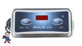 Topside, Balboa Lite Leader, 2 Button, 6 Conductor, 7ft Cord, Eco L, Hydroquip