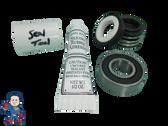 Pump Seal & (1) Bearing Kit with Silicon , Watkins, Vico, Vendor Code 0302, 1.65hp, Wavemaster