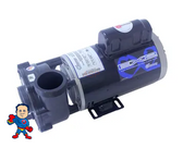 """Pump, Waterway, EX2, 2.5hp, 230v, 2-spd, 56fr, 10.0A, 2"""" This pump is the Waterway Version of an Aqua-Flo XP2 or XP2E.. It is an exact replacement for the Aqua-Flo Xp2e 56fr pump.."""