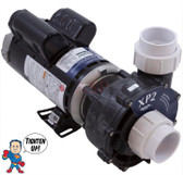 "Complete Pump, Aqua-Flo, XP2, 2.0HP, 230v, 2-spd, 48 frame, 2"", 1 or 2 speed 8.5A"