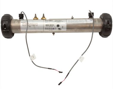 "Flo Thru, Balboa M7, 800, 825, 15"" x 2"", 230v or 115v , 4.0kW, with Sensors"