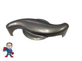 "Spa Hot Tub Diverter ""S"" Handle Knob 4 5/16"" Long  2 1/8"" Wide Silver"