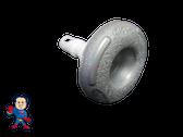 "Cal Spa Cluster Storm, Jet Internal, Waterway, 2"" face diameter, Textured 3 Scallop"