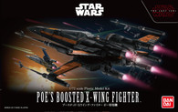 Poe's BOOSTED X-Wing Fighter (Star Wars)