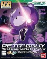 Petit'gguy Tieria Erde Purple & Placard (HGPG)