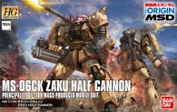 #019 Zaku Half Cannon [THE ORIGIN] (HG)