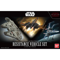 Resistance Vehicle Set (Star Wars)