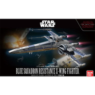 Blue Squadron Resistance X-Wing Fighter (Star Wars: The Last Jedi)