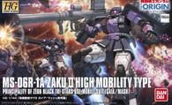 #003 Zaku II High Mobility Type (Gaia/Mash Custom) [THE ORIGIN] (HG)